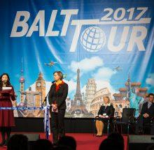 Starptautiskā tūrisma izstāde balttour 2017